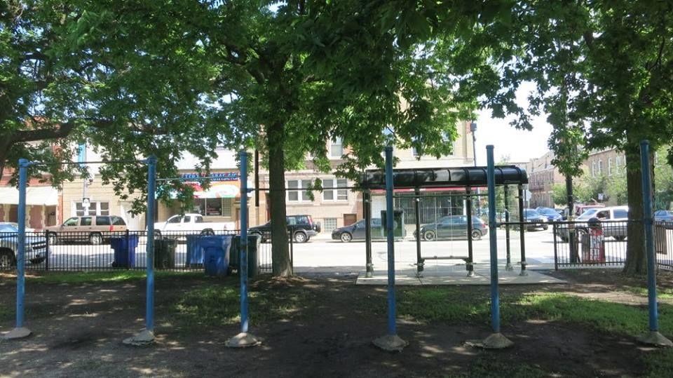 Chicago - Calisthenics Park - Harrison Park