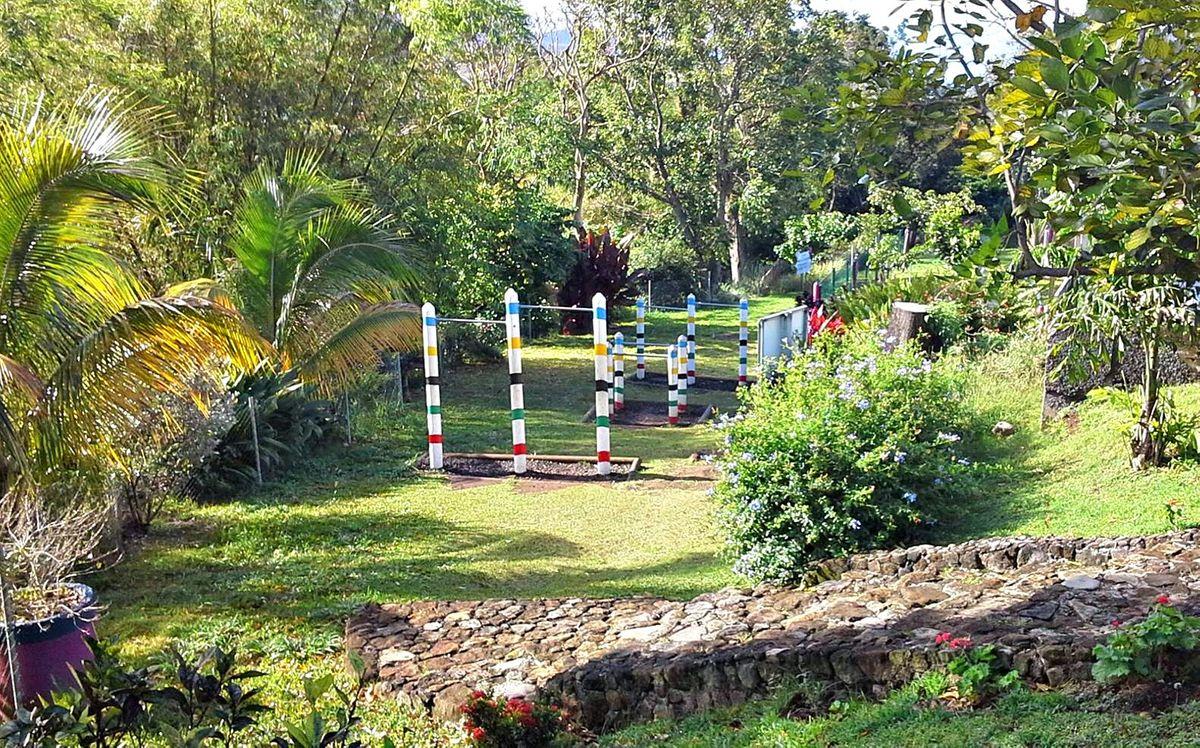 Saint-Claude - Calisthenics Park - Guadeloupe