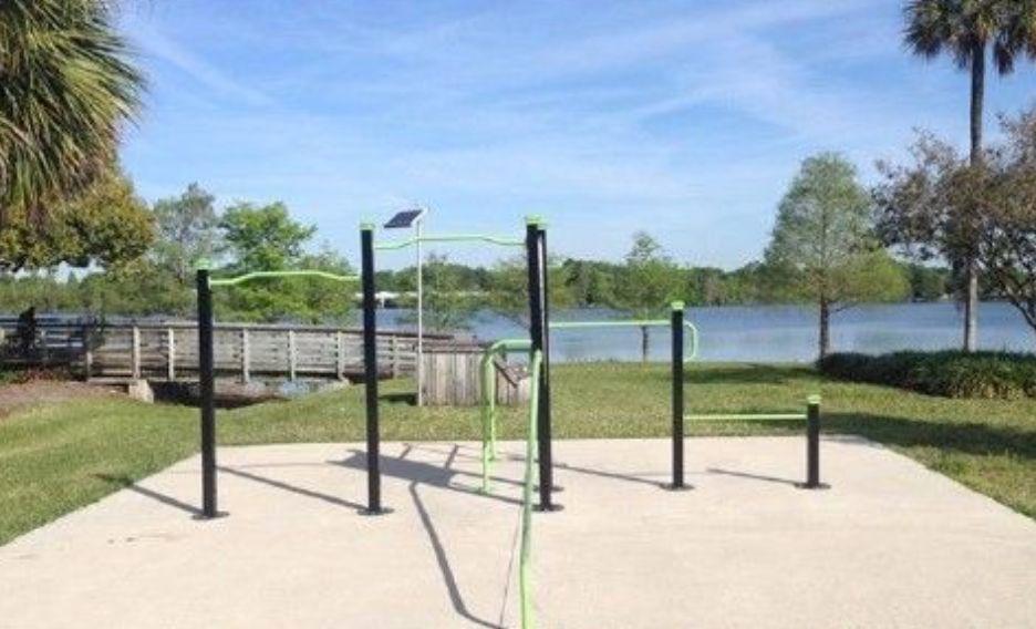 Orlando - Outdoor Gym - Gaston Edwards Park