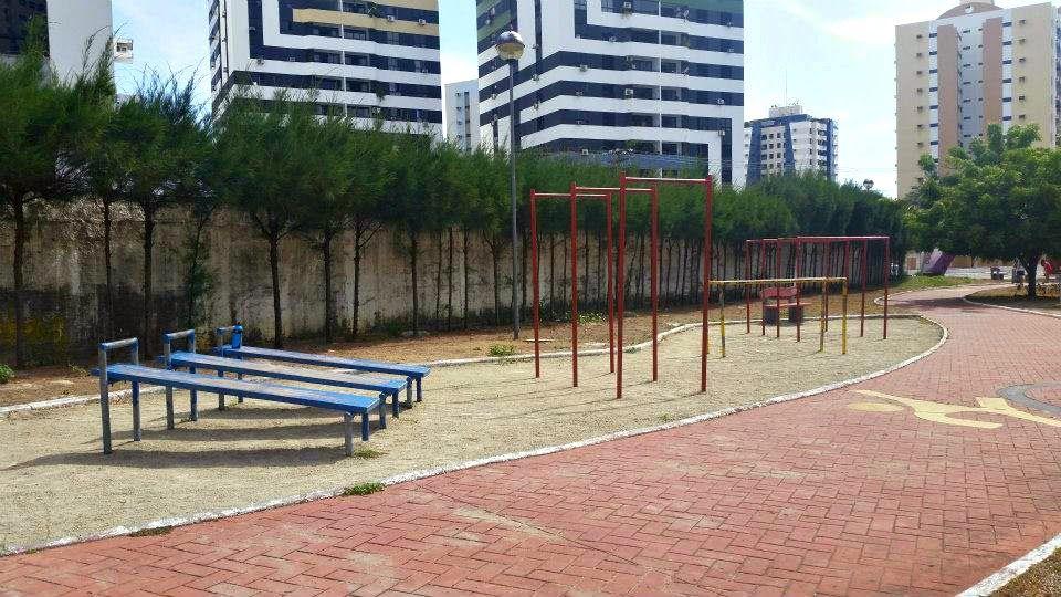 Aracaju - Street Workout Park - Parca Zilda Arns