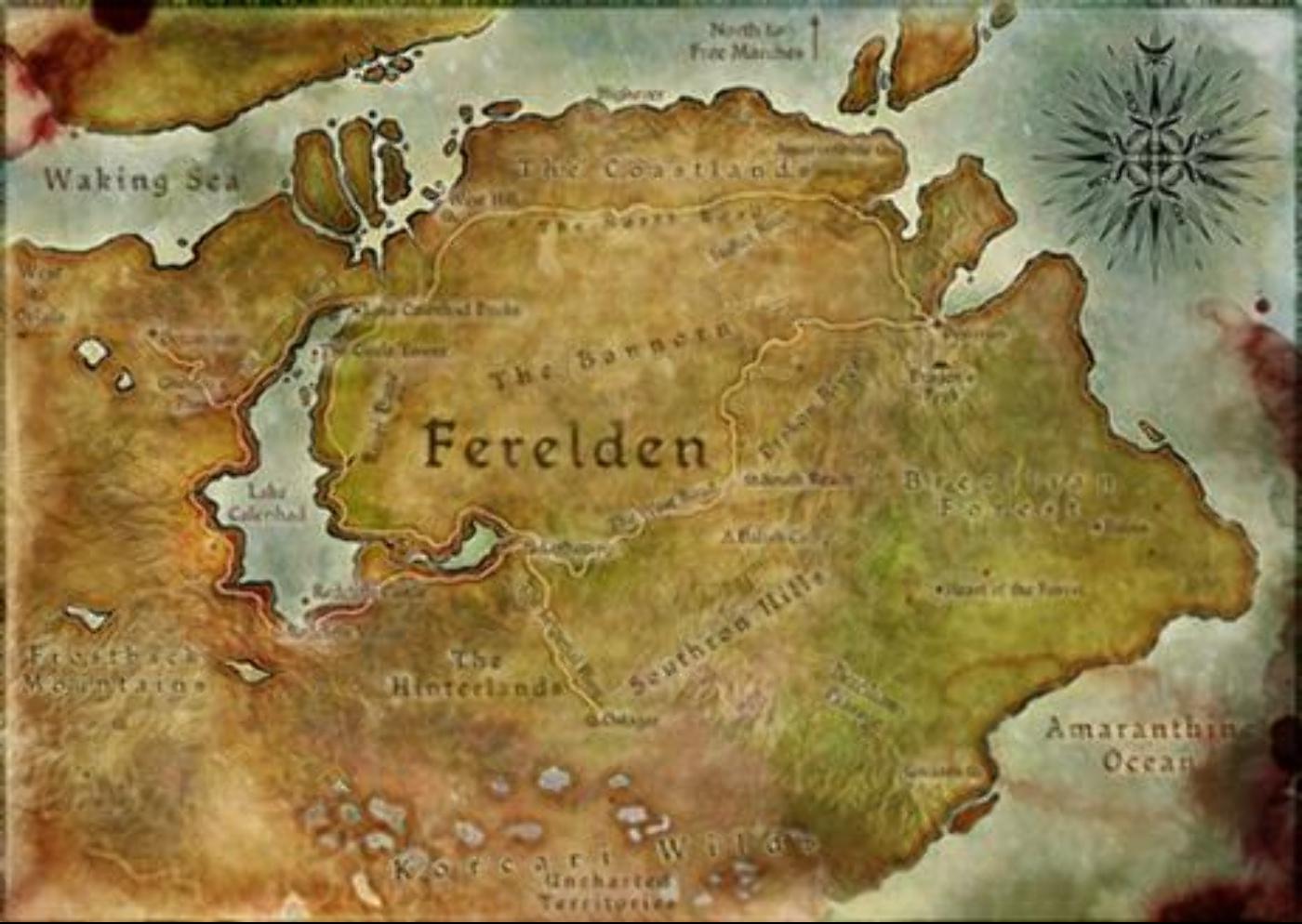 SummaryDragon Age: Origins Redcliffe Ostagar Haven The ...