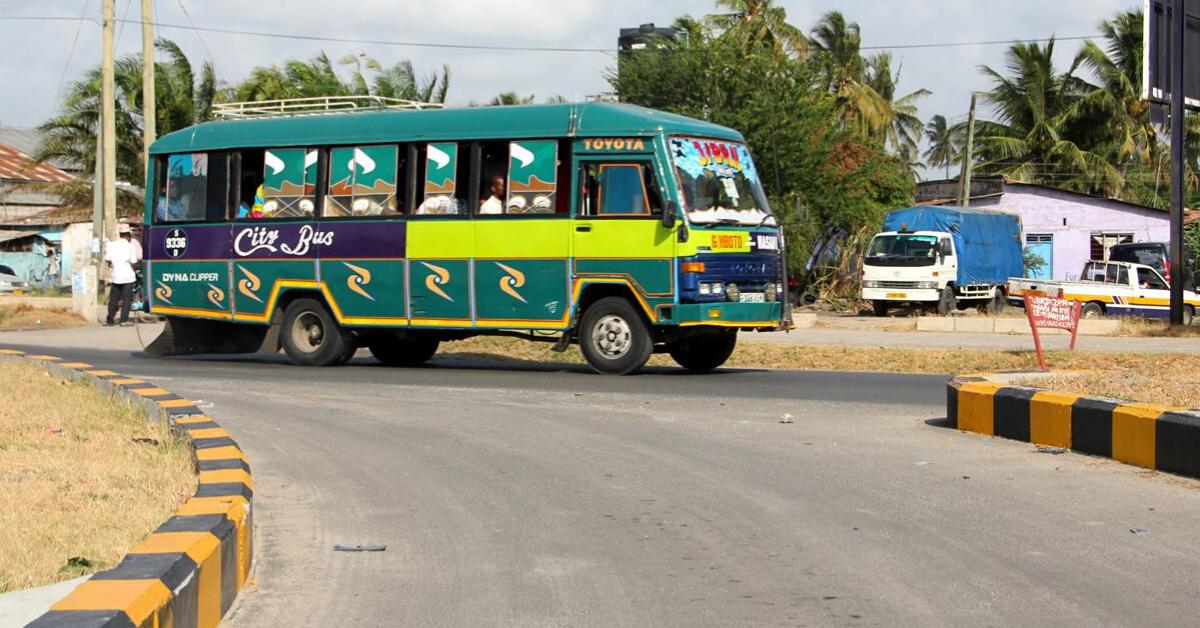 new public transport in emerging markets