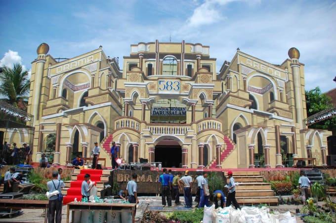 Panggung Gembira Drama Arena