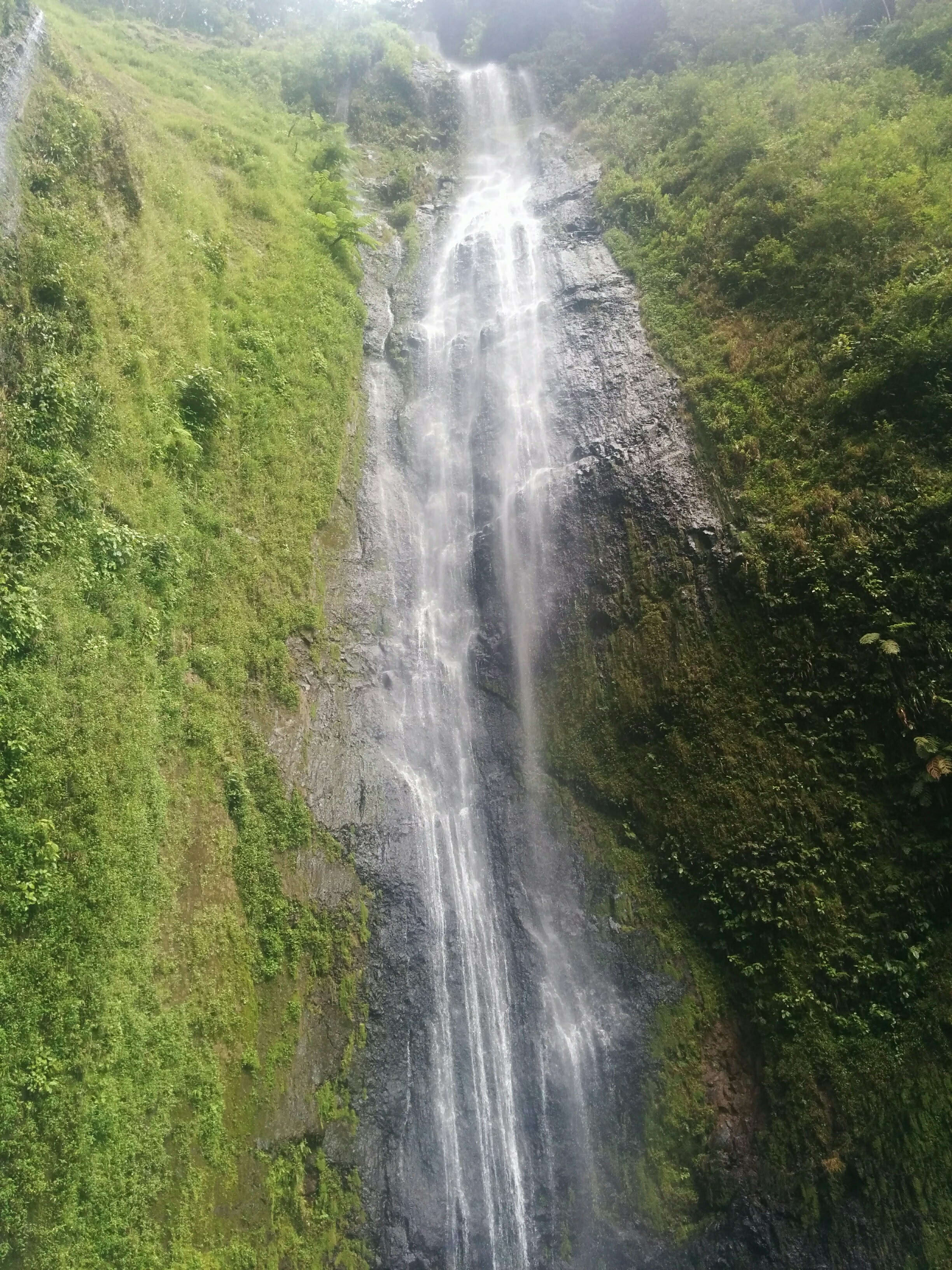 Stunning San Ramón waterfall