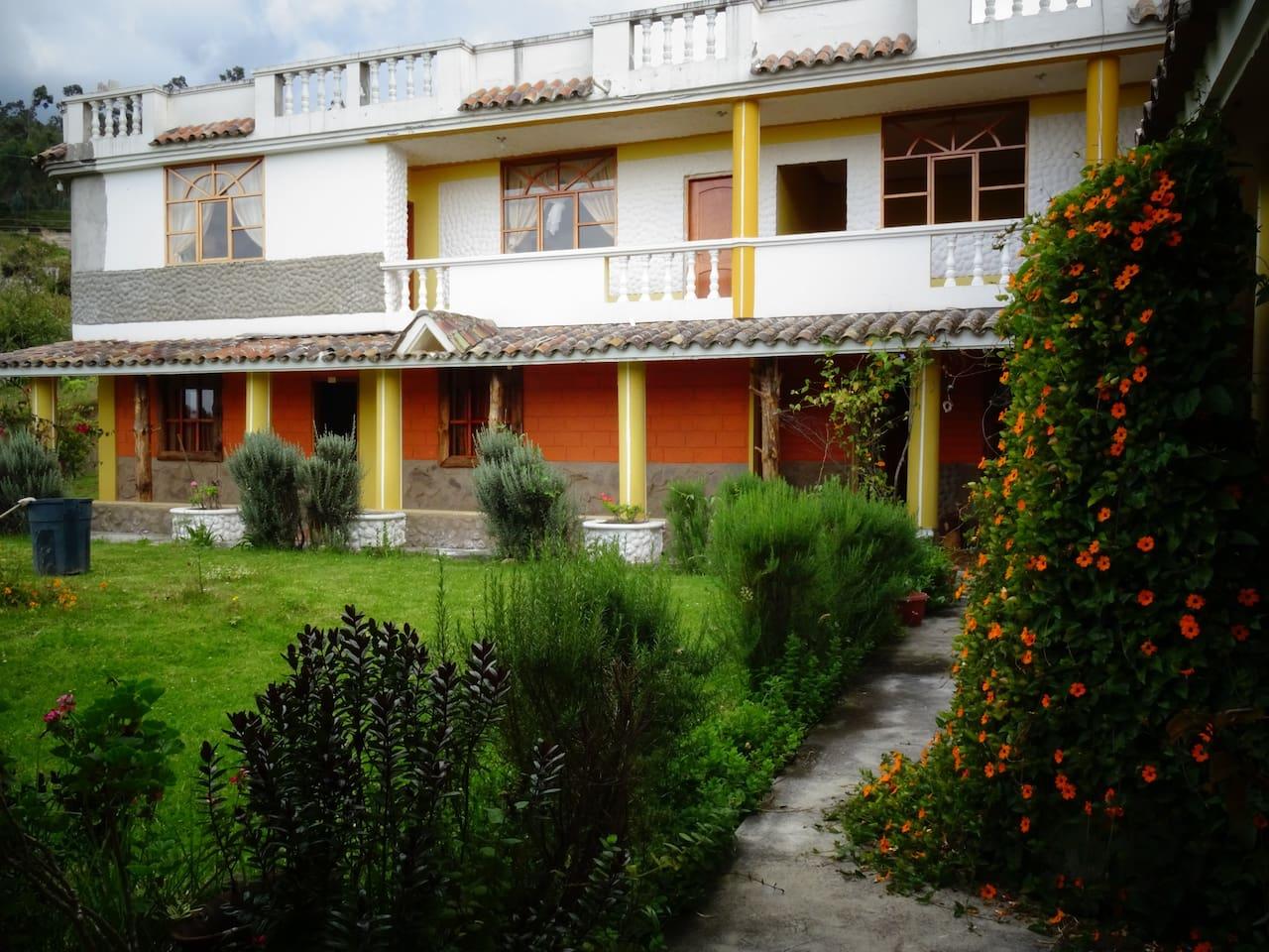 June 1: Otavalo, Ecuador