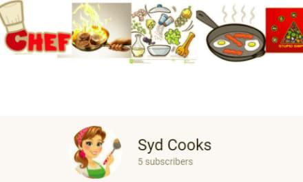Syd Cooks