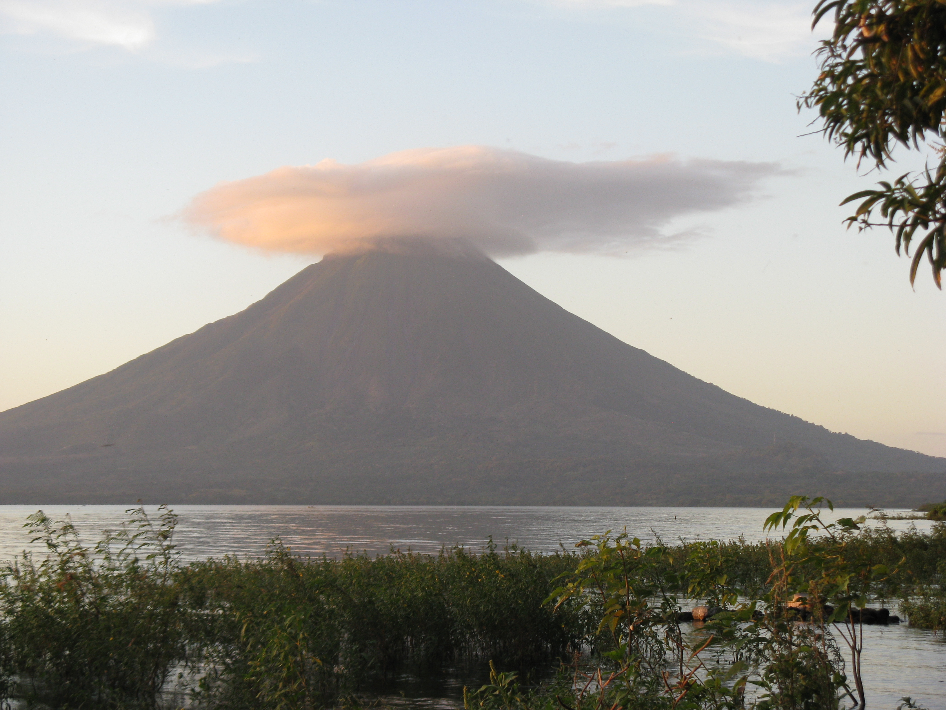 Jan 6-10: Drama on Isla de Ometepe