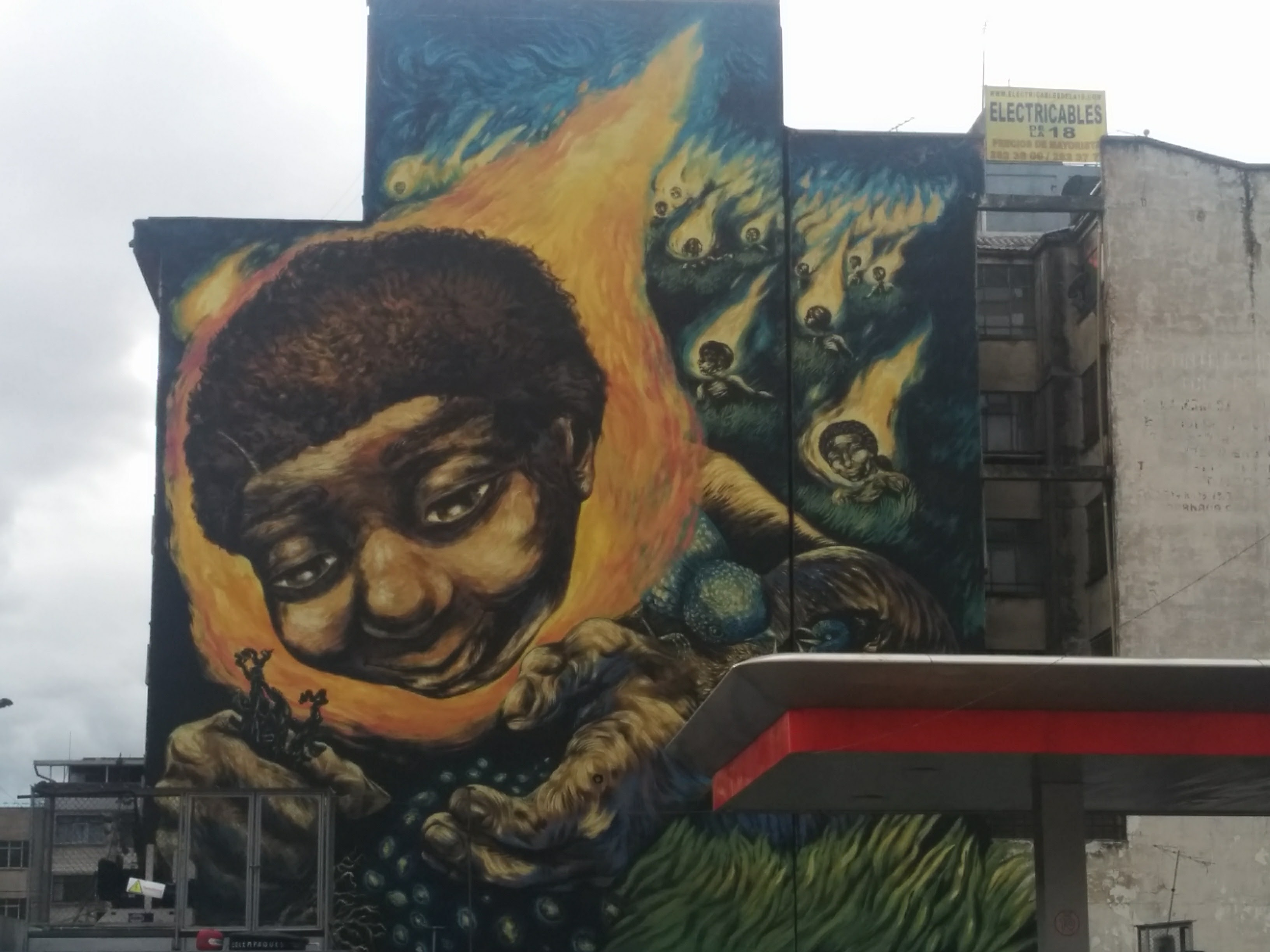 Some Sights and Sounds of Bogotá