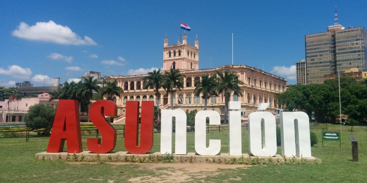 March 9-14: Asuncion, Paraguay