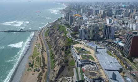 September 26 – October 3: Lima, Peru