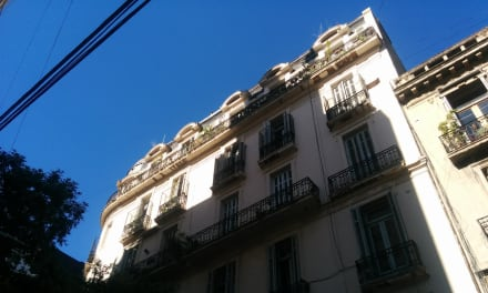 February 7 – March 3: Balvanera, Buenos Aires