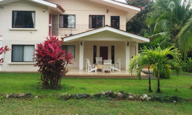 Our Home In Costa Rica