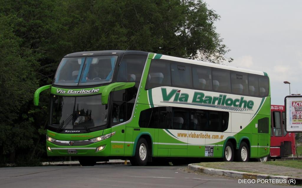 December 26-27: Via Bariloche bus from Bariloche to Buenos Aires