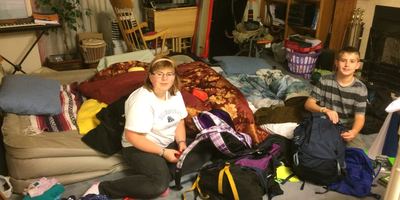 Facing the Messiness