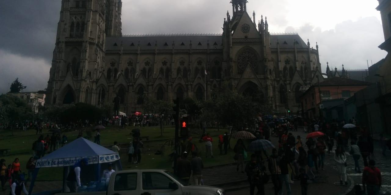 March 14 – June 10: Quito, Ecuador