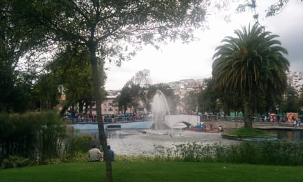 Quick Update From Quito