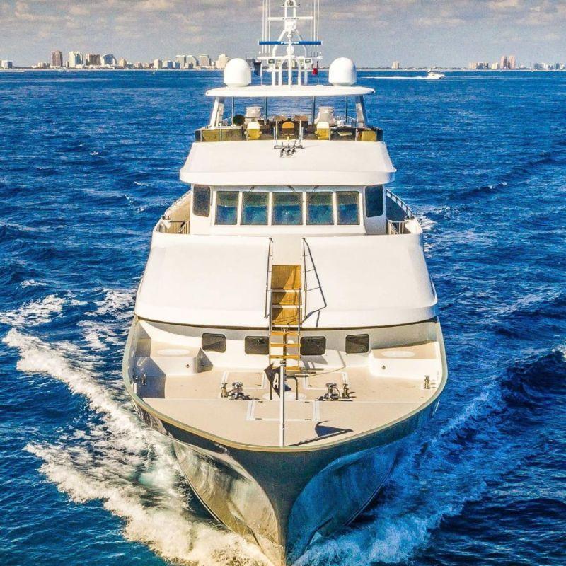 LOON Yacht Charter - 47 24m Christensen | SuperYachtsMonaco