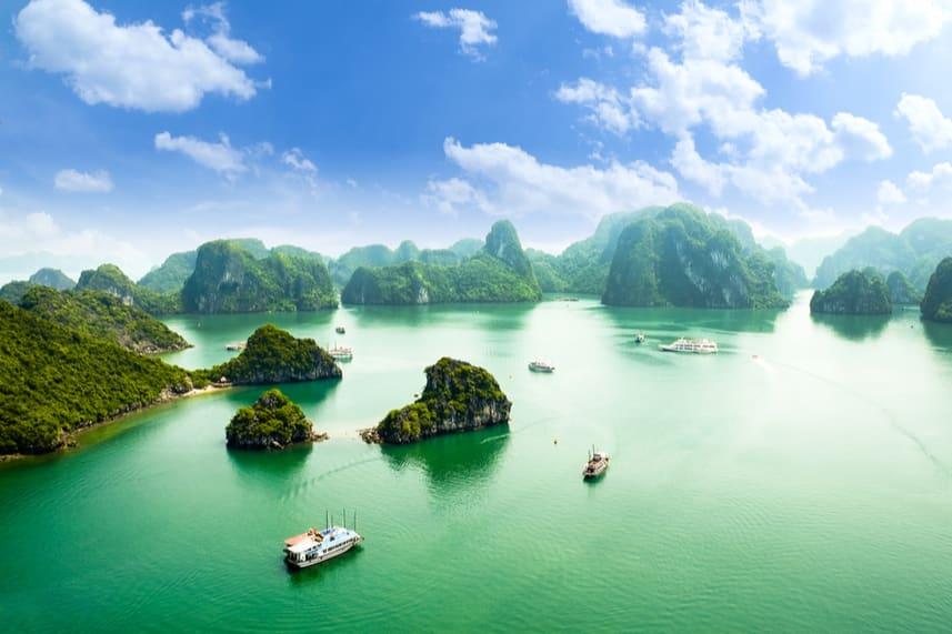 Vietnam Yacht Charter