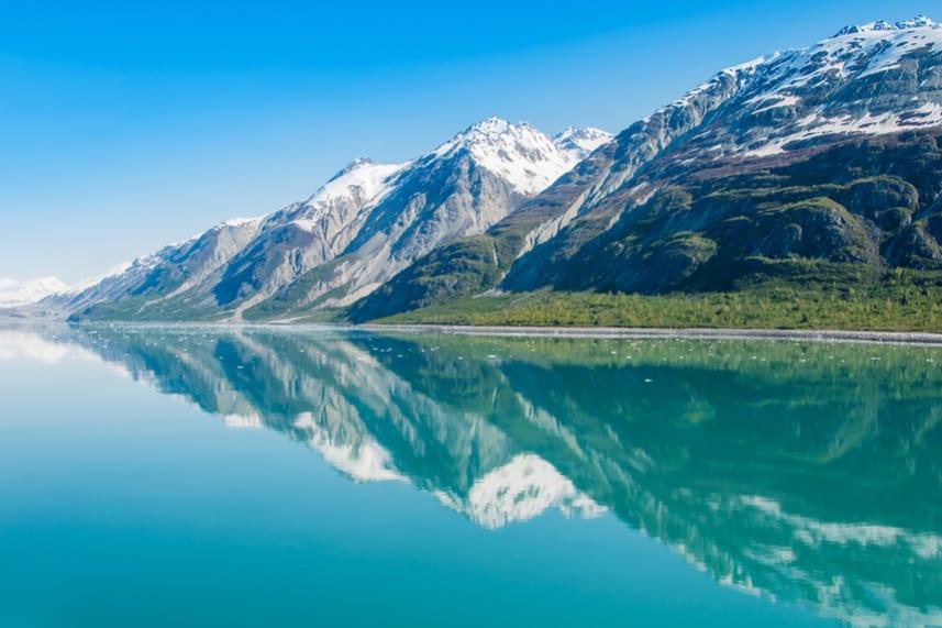 Alaska Yacht Charter