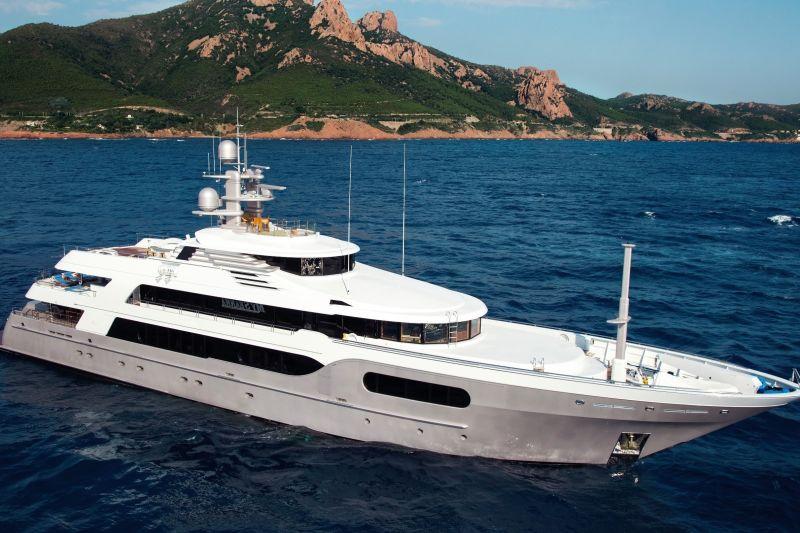 Yacht Charter Fleet - Charter Options by SuperYachtsMonaco