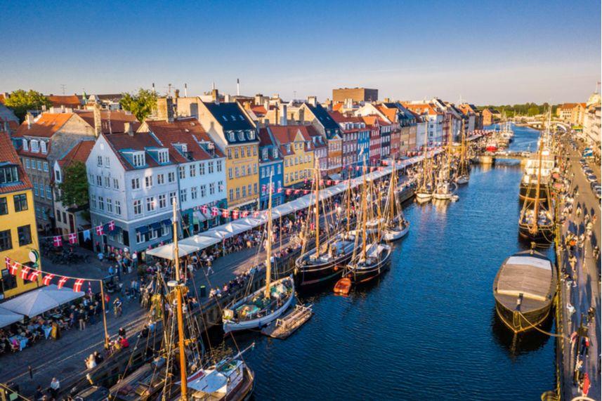 Denmark Yacht Charter