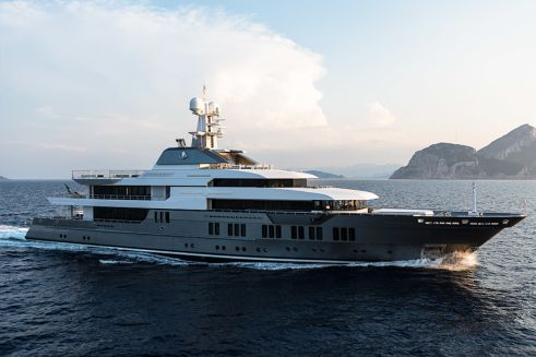 Private Luxury Mega Yachts For Sale