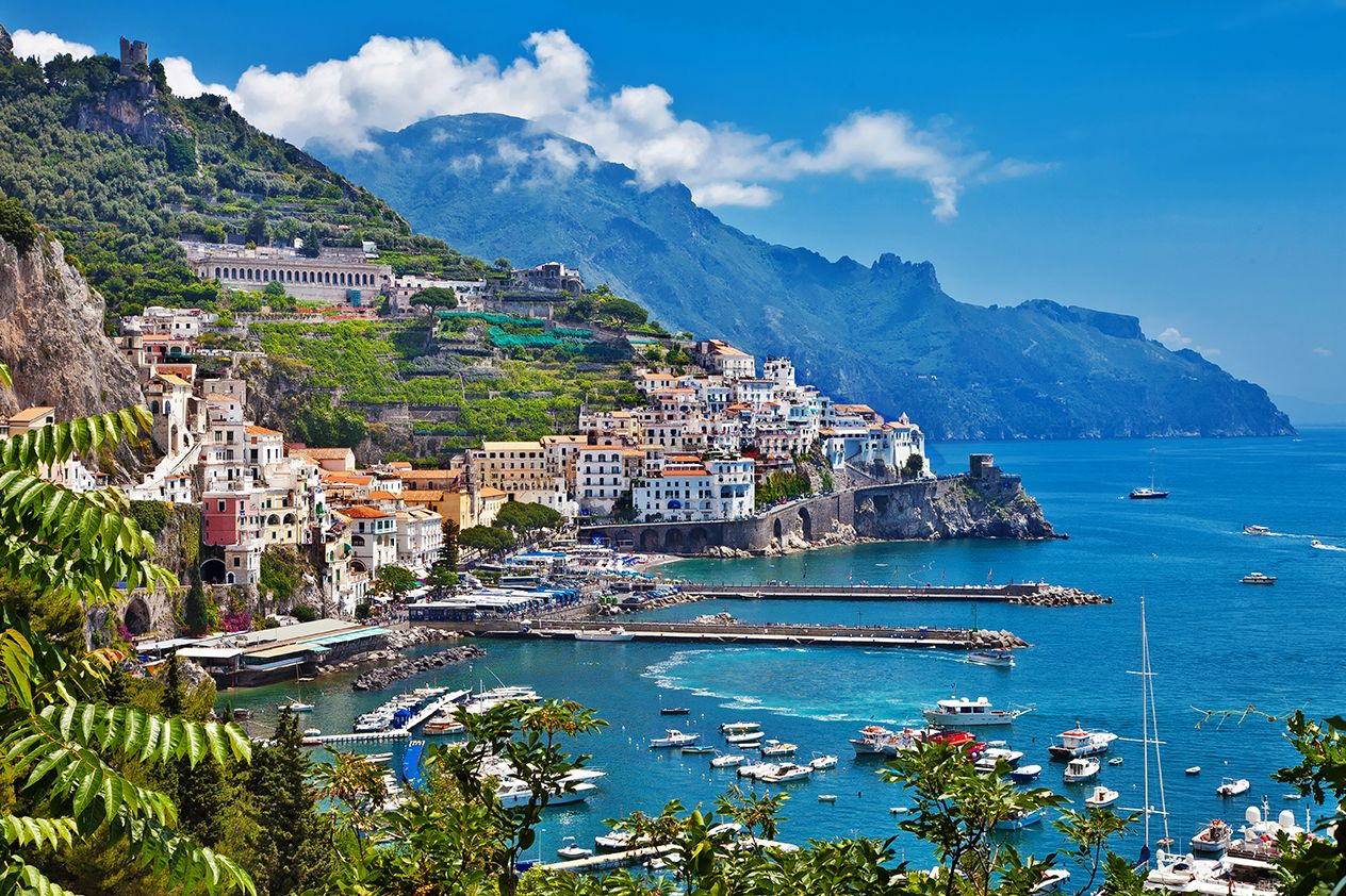 Photo of ITALY & THE AMALFI COAST