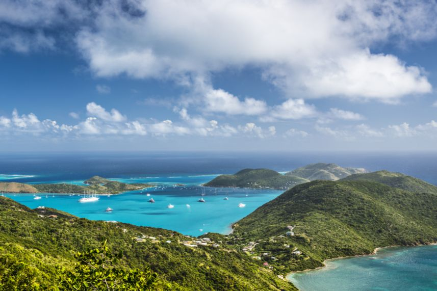 British Virgin Islands Yacht Charter