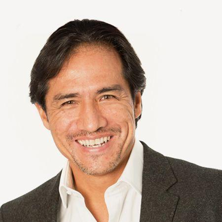 Photo of Simon Ting