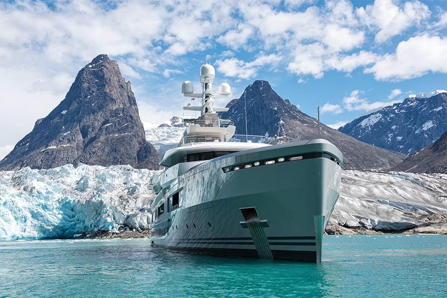 Meilleurs yachts Explorer
