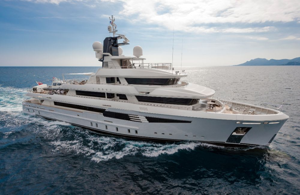 Je NOVA Explorer Yacht