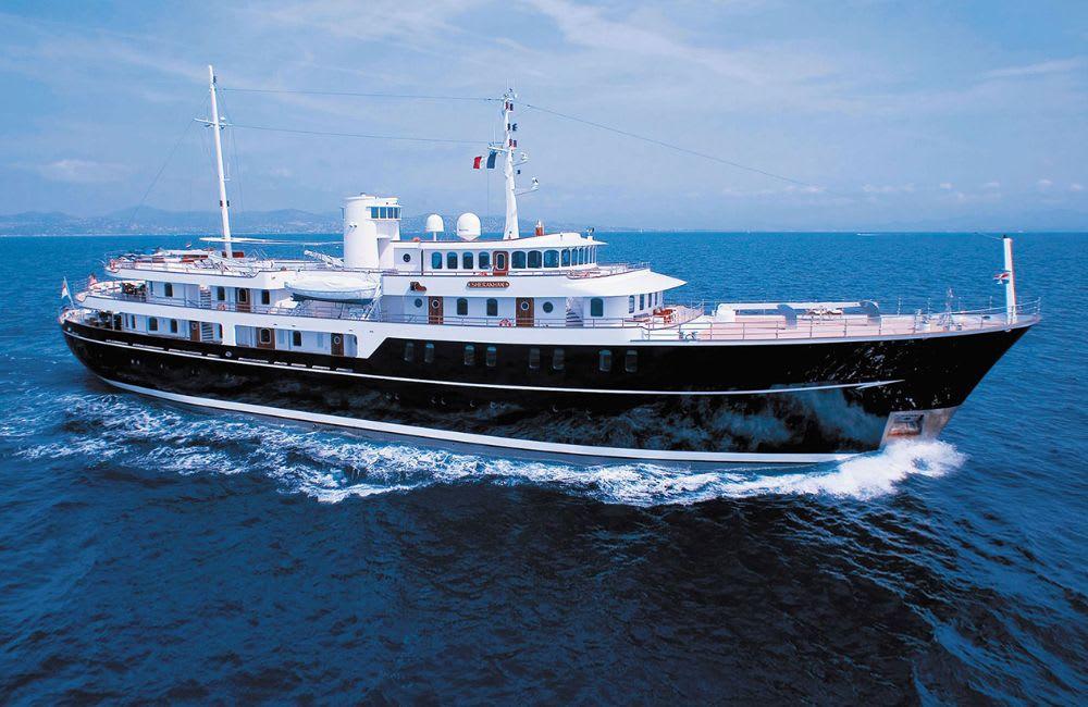 Yacht d'exploration SHERAKHAN