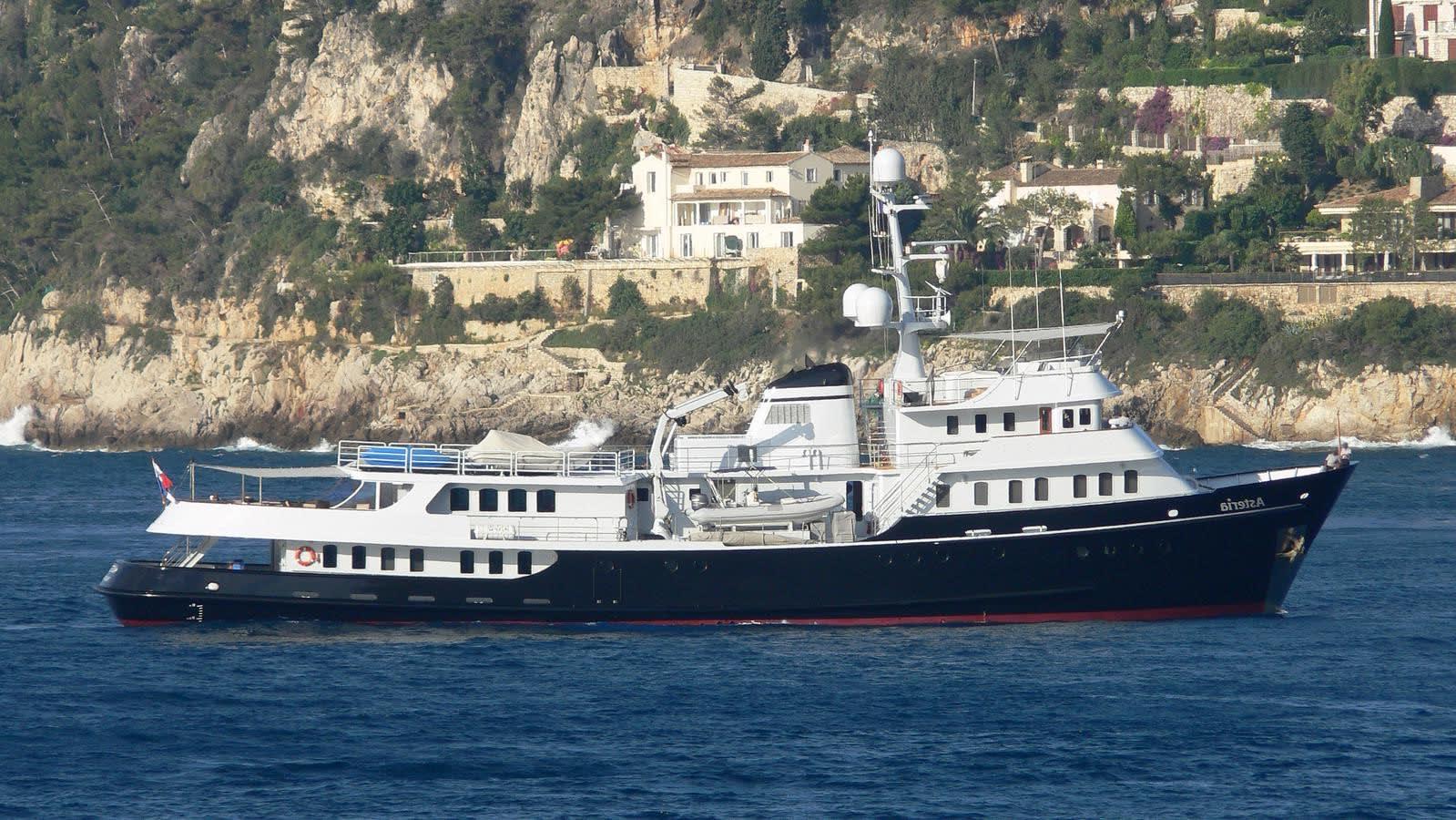 Yacht d'exploration ASTERIA