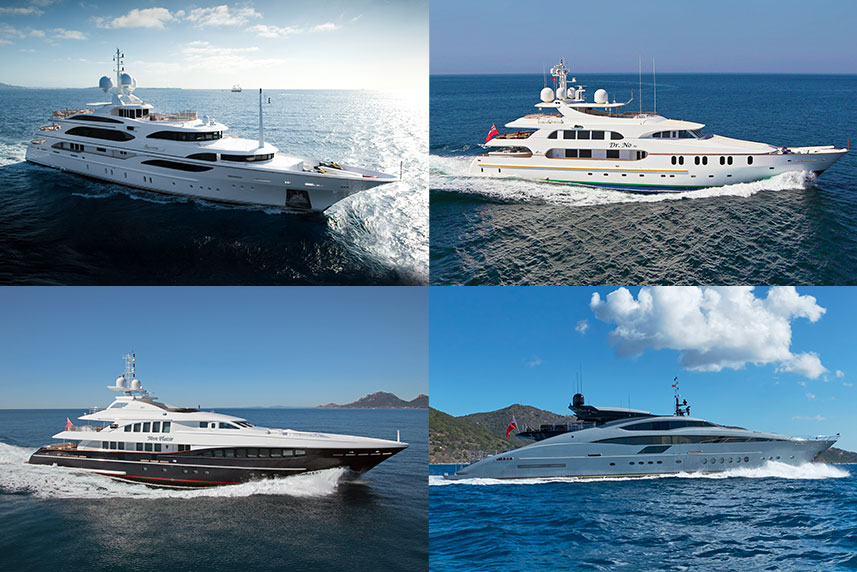 Yachts For Sale Mega Yacht Ownership