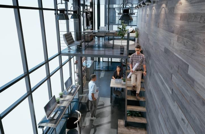 Bloq Soho Lofts Architect Loft