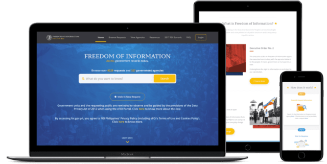 The Freedom of Information Portal: Taking an Idea to Reality in 2 Months