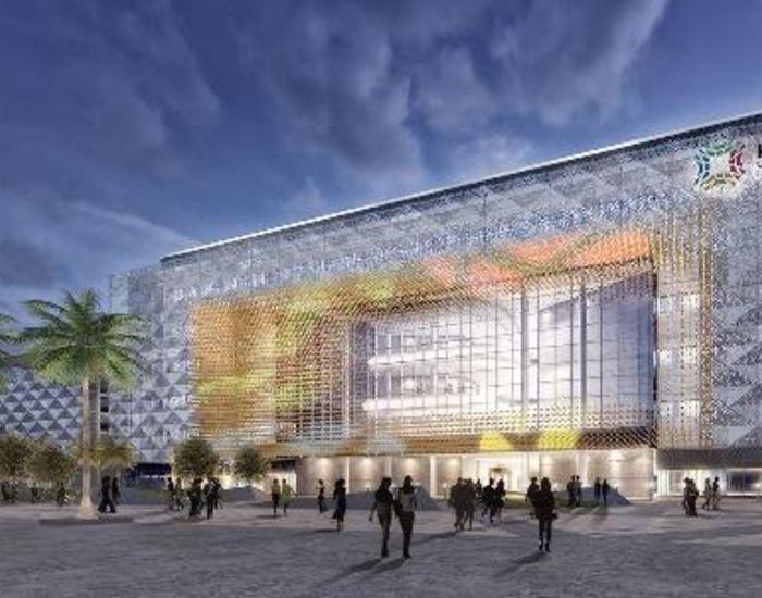 Khalifa University Expansion