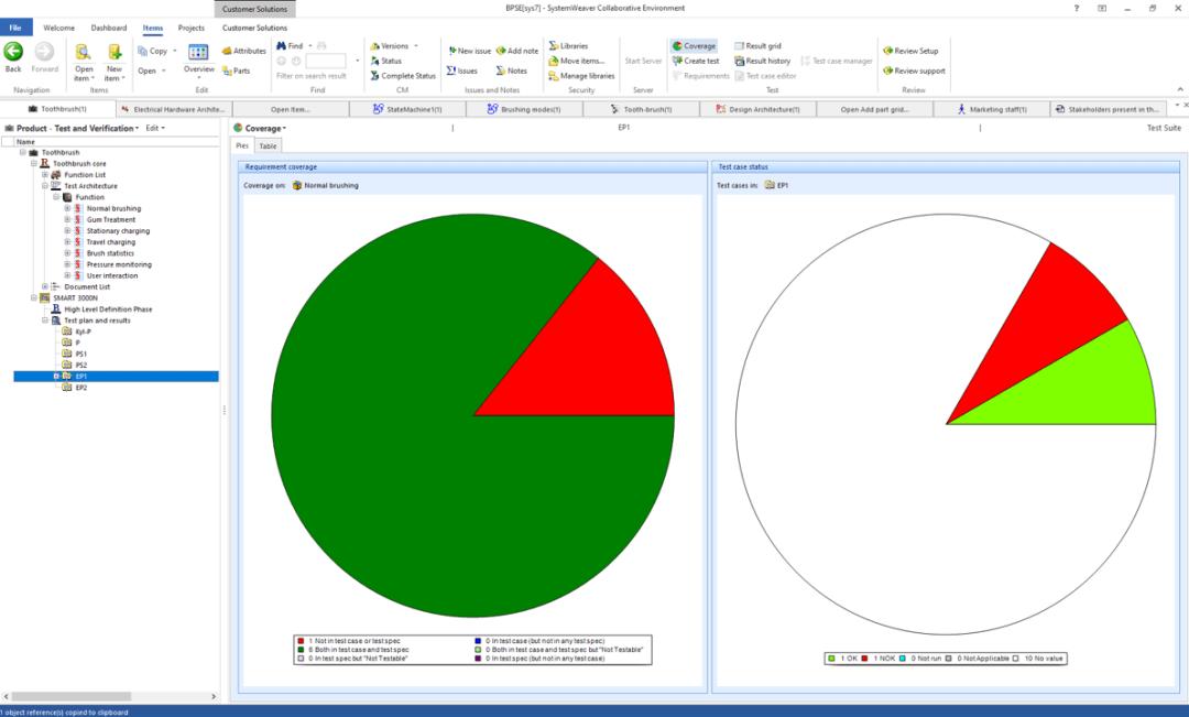 SystemWeaver screenshot