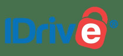 iDrive logotyp