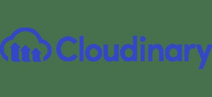Cloudinary logotyp