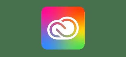 Adobe Creative Cloud logotyp