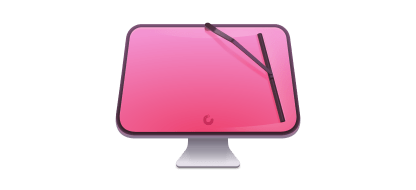 CleanMyMac X logotyp