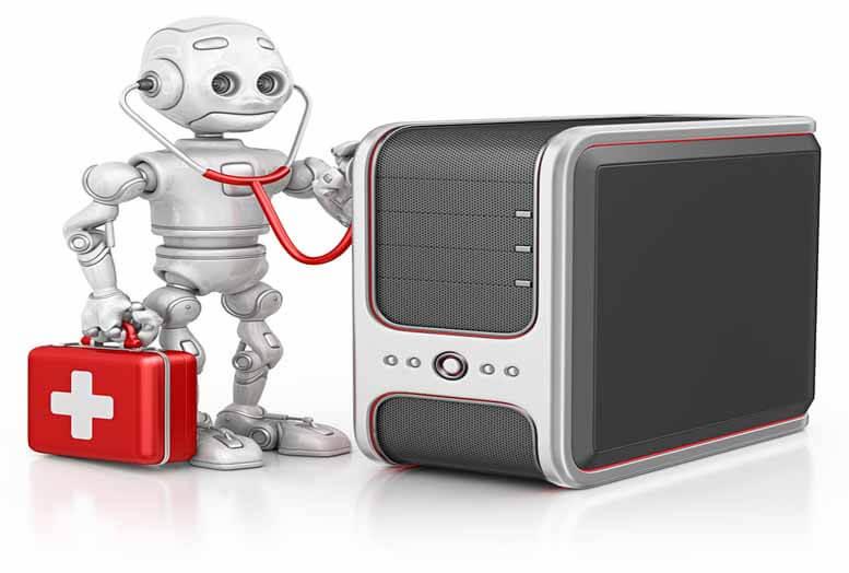 Computer repair and it service - SZOLGÁLTATÁS - Számítógép-javítás