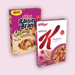 Featured Cereals