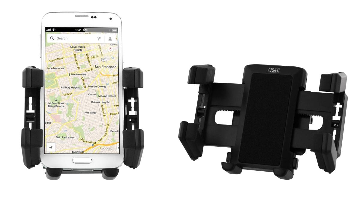 Support mâchoire pour grille d'aération compatible GPS