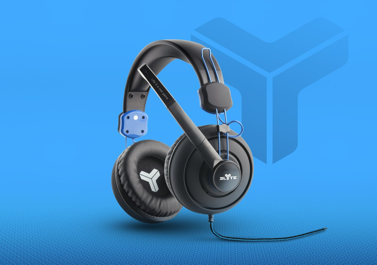 ELYTE EAGLE GAMING HEADSET  USB 7.1 VIRTUAL GAMING HEADSETS