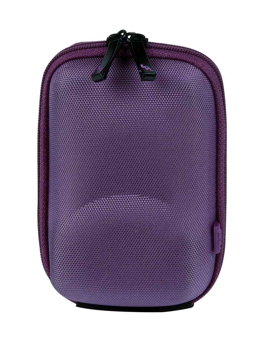BUBBLE-CAMERA CASE-PURPLE-L