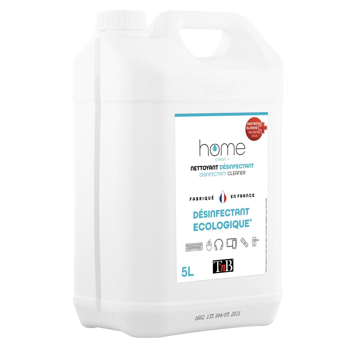 Nettoyant désinfectant 5L