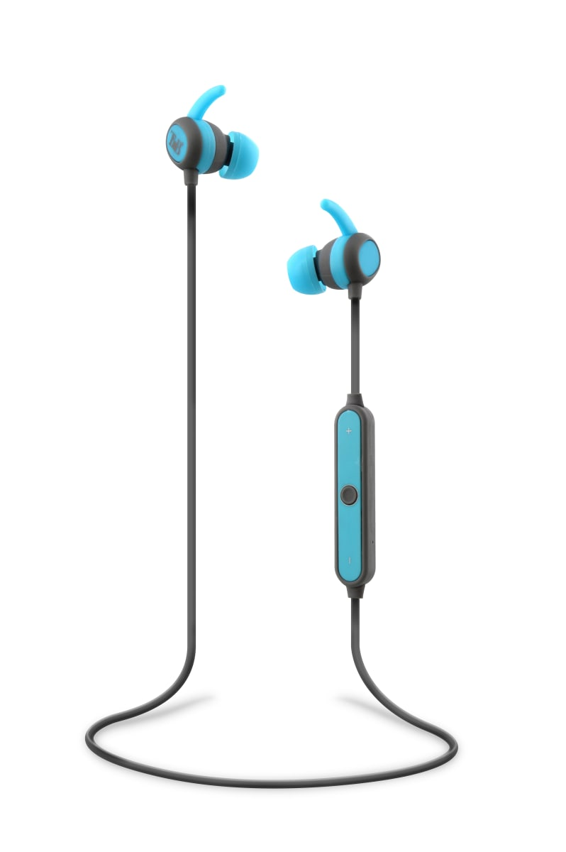 Bluetooth earphones BE COLOR blue