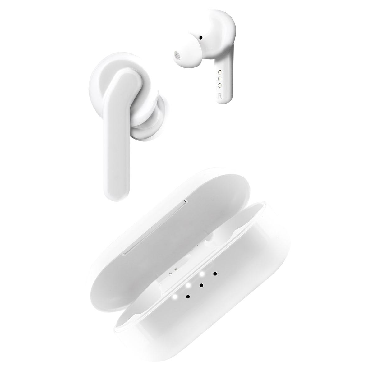 FEAT PRO TWS earphones white